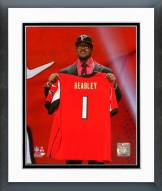 Atlanta Falcons Vic Beasley 2015 NFL Draft #8 Pick Framed Photo