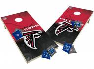 Atlanta Falcons XL Shields Cornhole Game