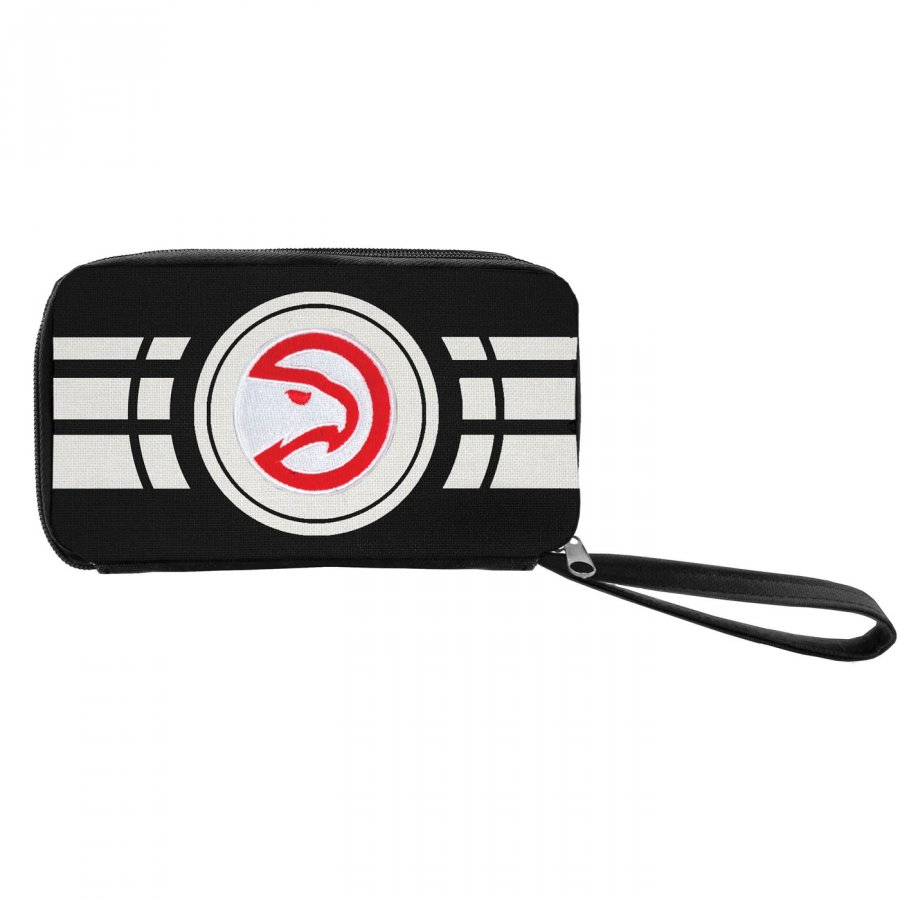 Atlanta Hawks Ripple Zip Wallet