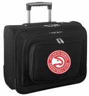 Atlanta Hawks Rolling Laptop Overnighter Bag