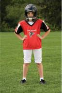 Atlanta Falcons NFL Youth Helmet and Uniform Set by Franklin - Small
