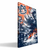 "Auburn Tigers 16"" x 24"" Spirit Canvas Print"