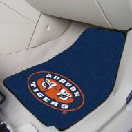 Auburn Tigers 2-Piece Carpet Car Mats