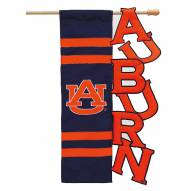 "Auburn Tigers 28"" x 44"" Applique Flag"