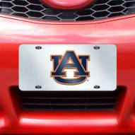 Auburn Tigers Acrylic License Plate