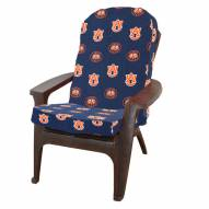 Auburn Tigers Adirondack Chair Cushion