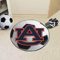 "Auburn Tigers ""AU"" Soccer Ball Mat"