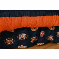 Auburn Tigers Bed Skirt