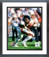Auburn Tigers Bo Jackson 1983 Action Framed Photo