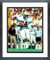 Auburn Tigers Bo Jackson 1985 Action Framed Photo