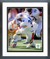 Auburn Tigers Bo Jackson Action Framed Photo