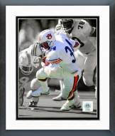 Auburn Tigers Bo Jackson Spotlight Action Framed Photo