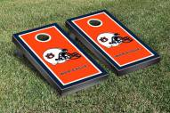 Auburn Tigers Border Cornhole Game Set