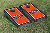 Auburn Tigers Border Wallpaper Cornhole Game Set