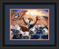 Auburn Tigers Celebration Framed Print