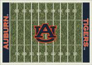 Auburn Tigers College Home Field Area Rug