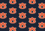 Auburn Tigers College Repeat Area Rug
