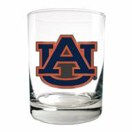 Auburn Tigers College 2-Piece 14 Oz. Rocks Glass Set