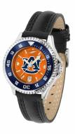Auburn Tigers Competitor AnoChrome Women's Watch - Color Bezel