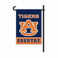 Auburn Tigers Country Garden Flag