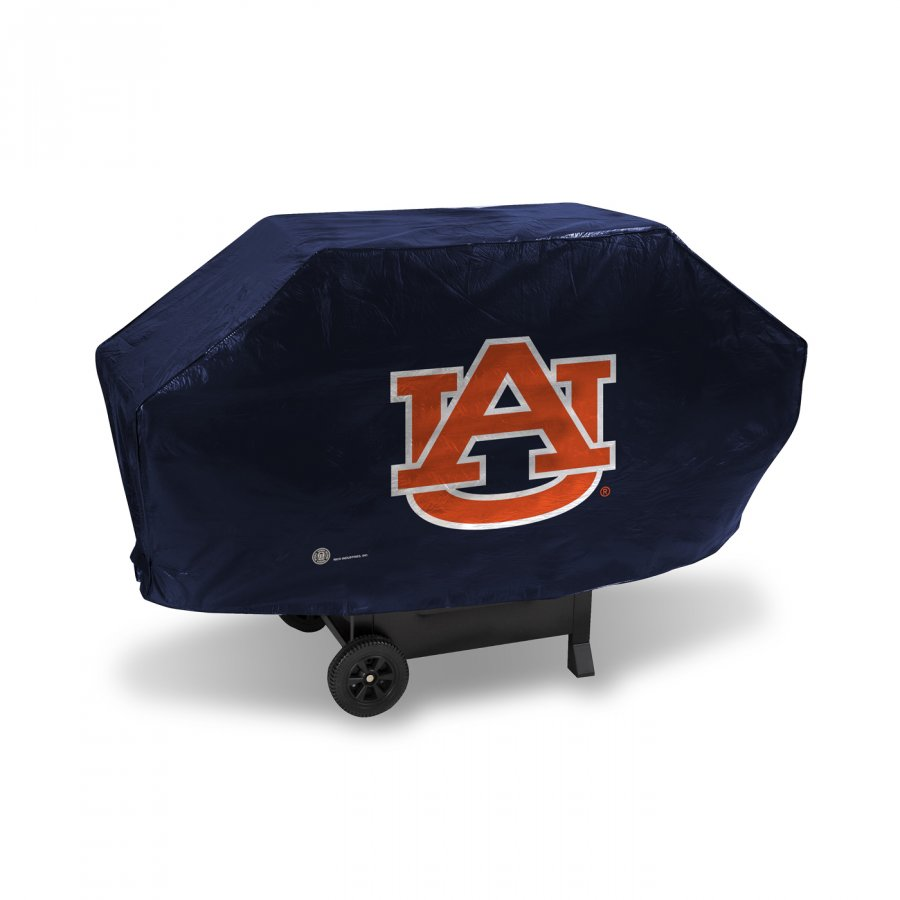 Auburn Tigers Deluxe Padded Grill Cover