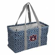 Auburn Tigers Double Diamond Picnic Caddy