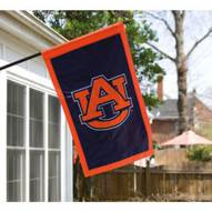 Auburn Tigers Double Sided Applique Garden Flag