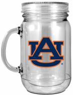 Auburn Tigers Double Walled Mason Jar