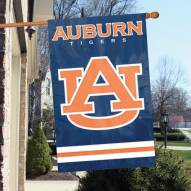 Auburn Tigers NCAA Embroidered / Applique College Flag Banner
