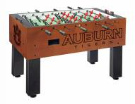 Auburn Tigers Foosball Table