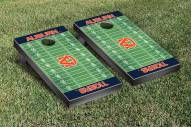Auburn Tigers Football Field Cornhole Game Set