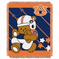 Auburn Tigers Fullback Baby Blanket