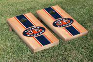 Auburn Tigers Hardcourt Stripe Cornhole Game Set