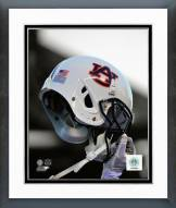 Auburn Tigers Helmet Spotlight Framed Photo