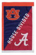 "Auburn Tigers 28"" x 44"" Double Sided Applique Flag"