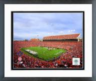 Auburn Tigers Jordan Hare Stadium 2008 Framed Photo