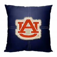 Auburn Tigers Letterman Pillow