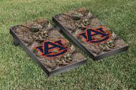 Auburn Tigers Mossy Oak Cornhole Game Set