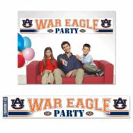 Auburn Tigers Party Banner
