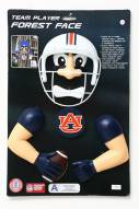 Auburn Tigers Player Tree Face