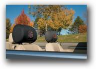Auburn Tigers Premium Headrest Covers