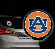 Auburn Tigers Light Up Power Decal