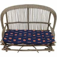 Auburn Tigers Settee Chair Cushion