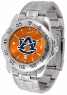 Auburn Tigers Sport Steel AnoChrome Men's Watch