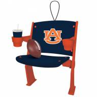 Auburn Tigers Stadium Chair Tree Ornament
