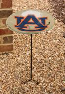 Auburn Tigers Staked Bird Bath