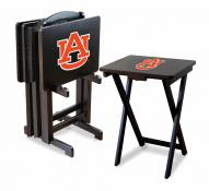 Auburn Tigers TV Trays - Set of 4