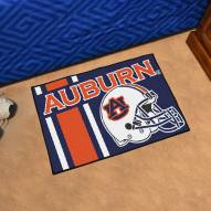 Auburn Tigers Uniform Inspired Starter Rug