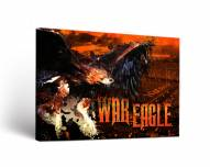 Auburn Tigers War Eagle Canvas Wall Art