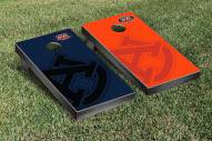Auburn Tigers Watermark Cornhole Game Set